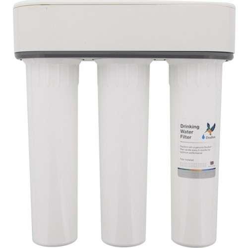 Doulton Tezgah Altı Üçlü Set Su Arıtma Cihazı